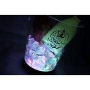 【NEW!】(カラー:クリア)グラデーションに光る、マバム オリジナル ワインクーラー!