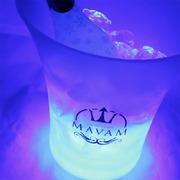 【8/3より出荷再開!】(カラー:ホワイト)グラデーションに光る、マバム オリジナル ワインクーラー!